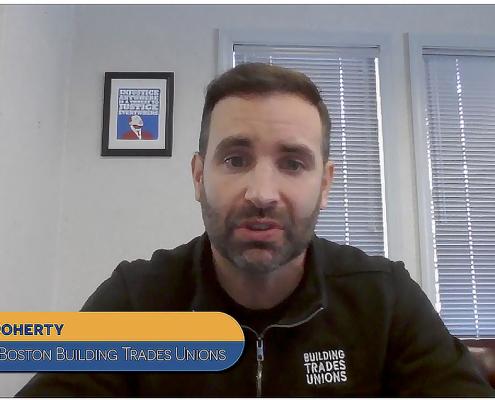 Brian Doherty Construction Stops COVID program